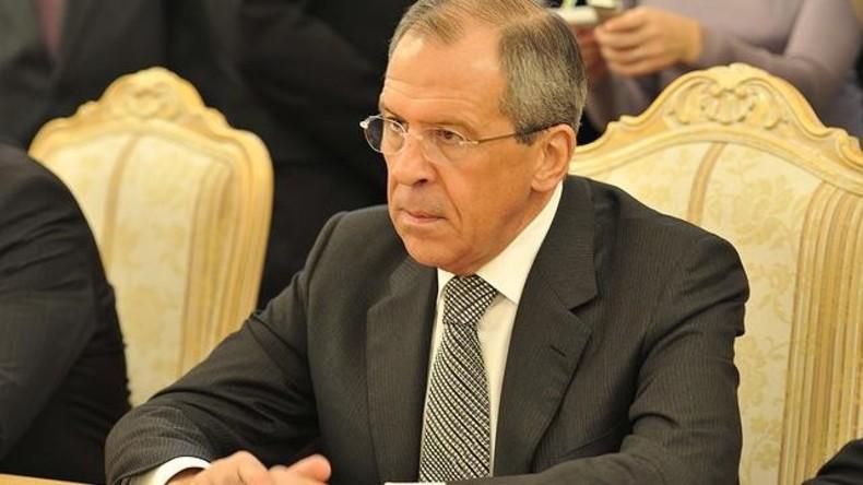 Live: Sergei Lawrow zum 'Tag der Diplomaten' in Moskau – englische Übersetzung