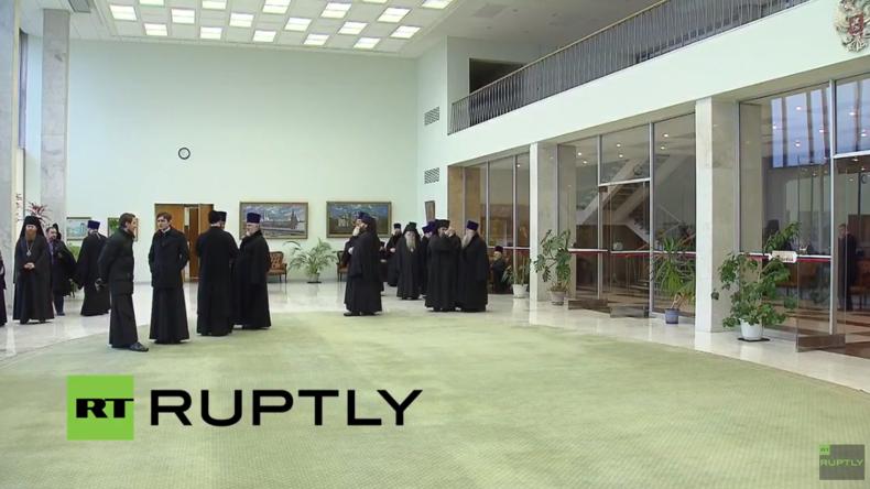 Live: Patriarch Kirill beginnt historische Lateinamerikareise