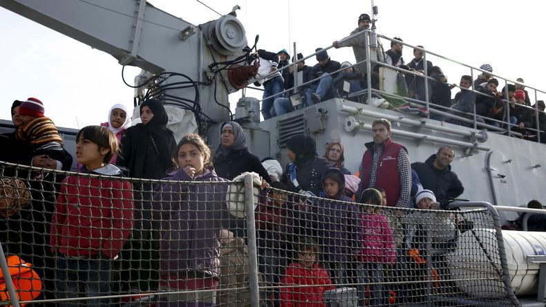 Militarisierung des Flüchtlingsproblems: NATO-Einsatz und Kleinwaffenverkauf