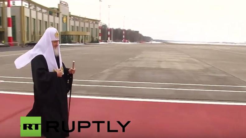Live: Patriarch Kirill erreicht Kuba für historisches Treffen mit Papst Franziskus