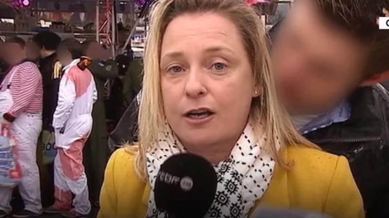 Köln: Reporterin bei Live-Übertragung angegrabscht - Medien vertuschen Herkunft der Täter