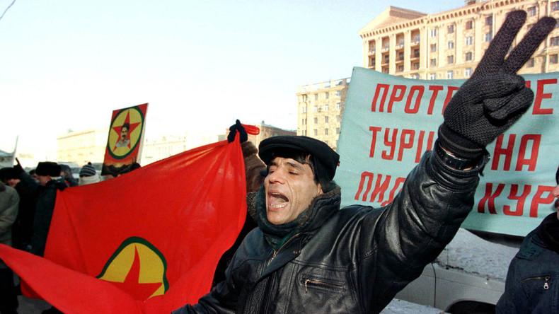 Kurdische PYD eröffnet Verbindungsbüro in Moskau