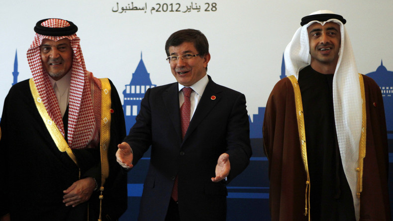 """Türkei und Saudi-Arabien schmieden Allianz gegen """"Schiitischen Halbmond"""""""