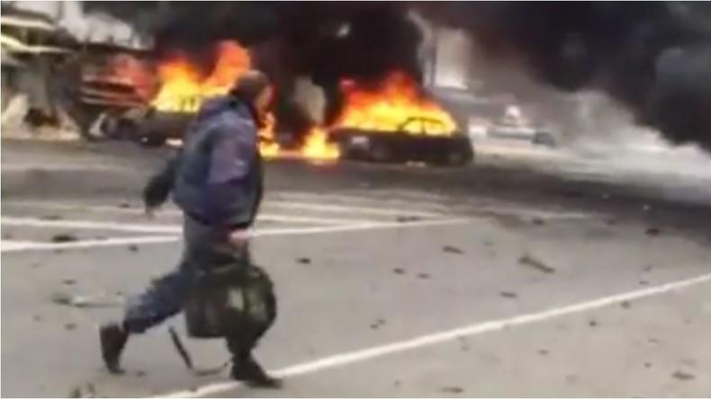 IS bekennt sich zu Autobomben-Anschlag vor Polizei-Checkpoint in russischer Republik Dagestan