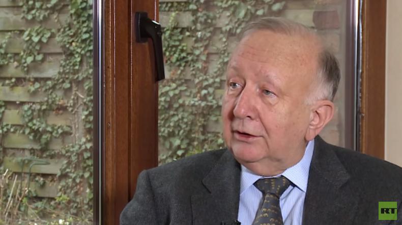 RT Deutsch-Interview: Willy Wimmer zur Münchner Sicherheitskonferenz