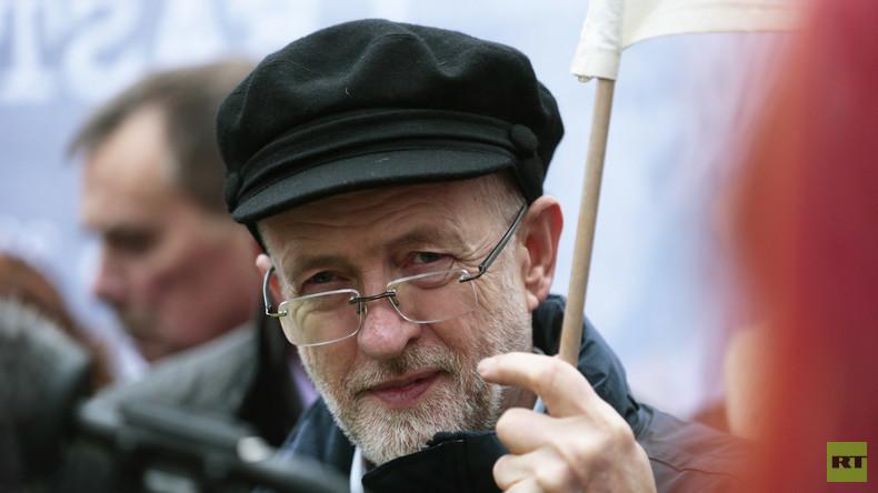 NATO-Schreck Jeremy Corbyn - Militärbündnis in Sorge vor möglicher atomarer Abrüstung