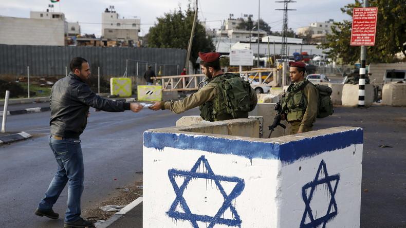 """Israelin begleitet Palästinenser an Checkpoints: """"Mein Vater wollte Schutz, nicht Besatzung"""""""