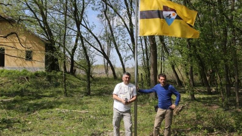 Liberland - Ein neuer Staat wird geboren