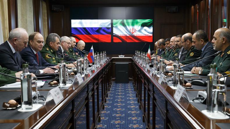 Irans Verteidigungsminister: Russischer Einsatz in Syrien hat Machtbalance in der Region verändert