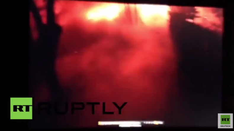 Türkei: Aufnahmen einer Überwachungskamera zeigen Augenblick der tödlichen Explosion in Ankara