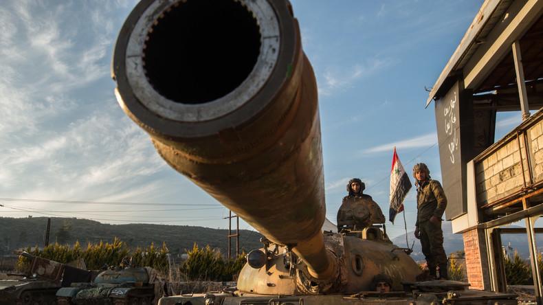 Syrische Armee rückt gegen IS-Hauptstadt Rakka vor - Obama: Zeichen für Assads Schwäche