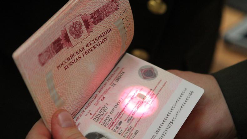 Moskau: FSB zerschlägt Passfälscher-Ring, der Dschihadisten nach Russland und Syrien schleuste