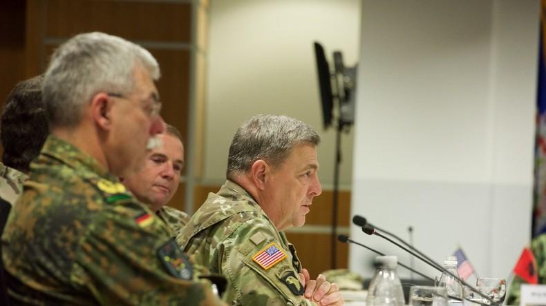 USA drängen NATO zu Syrien-Intervention - Deutschland und Frankreich zeigen sich sehr zurückhaltend