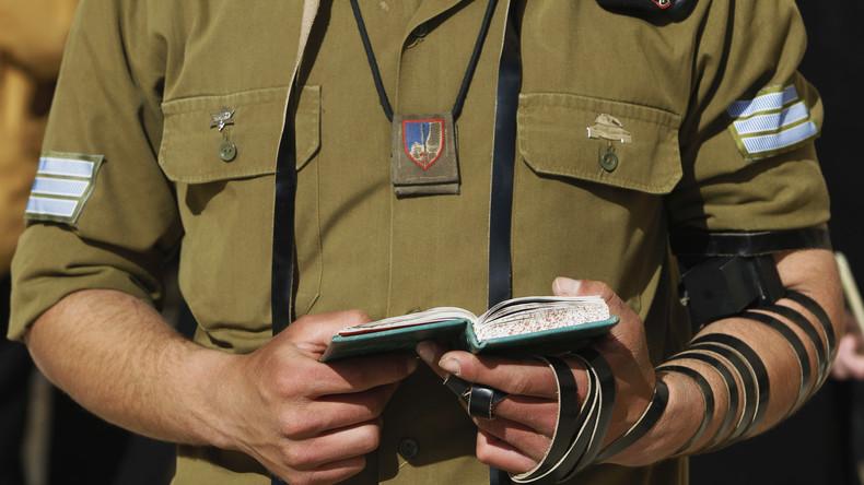 Israel: Militärgericht verurteilt orthodoxen Soldaten wegen Folter an Palästinensern