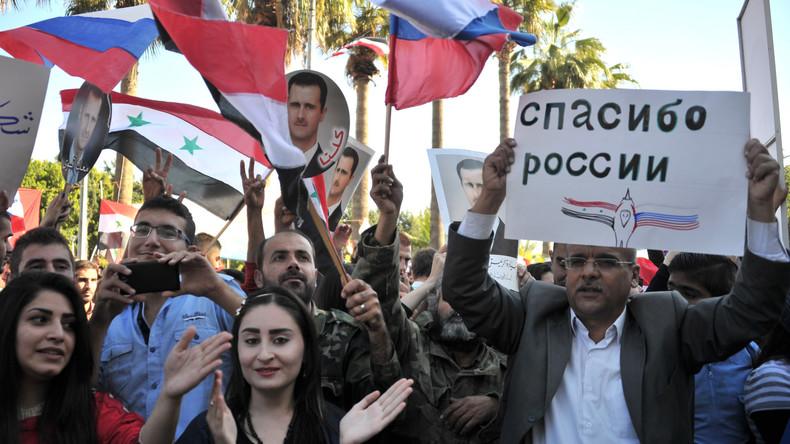 """Bischof von Aleppo: """"Russische Luftkampagne ist unsere Rettung und Mehrheit der Syrer ist dafür"""""""