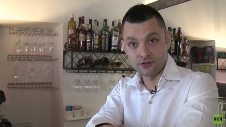 """Französisches Restaurant zeigt Zähne: """"Banker nicht erwünscht"""""""