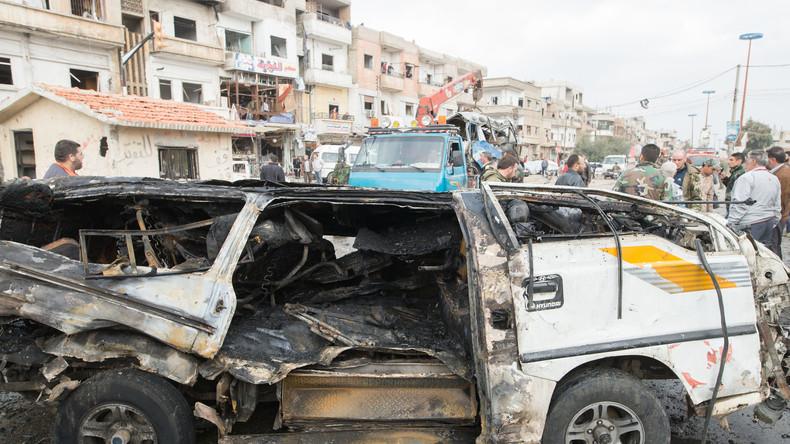 IS-Anschläge in syrischer Hauptstadt Damaskus: Rekruten werden immer jünger