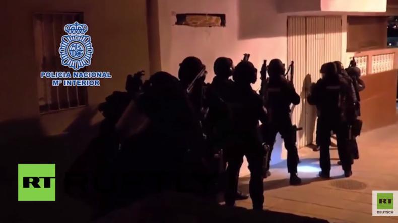 Spanien: Drei mutmaßliche IS-Anwerber in Ceuta festgenommen