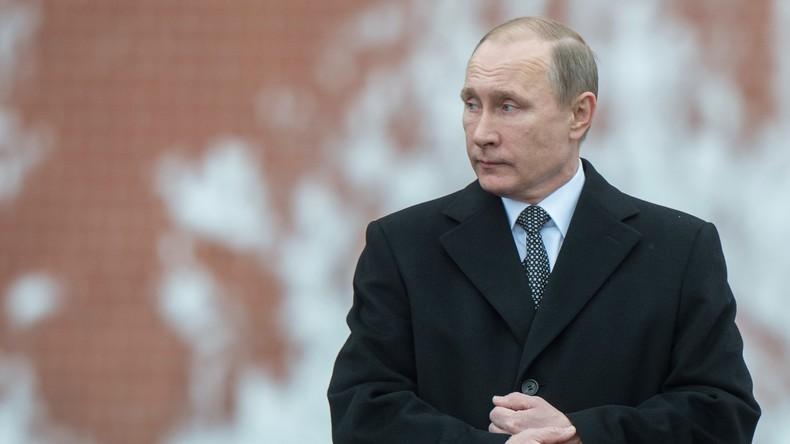 Frieden für Syrien: Putins Erklärung zum Waffenstillstand im Wortlaut