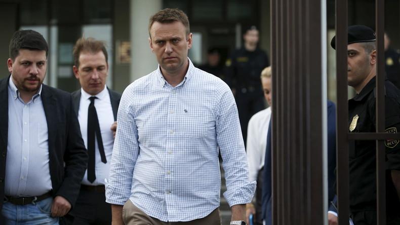 """EGMR weist """"politischen Charakter"""" von Nawalny-Urteil zurück"""