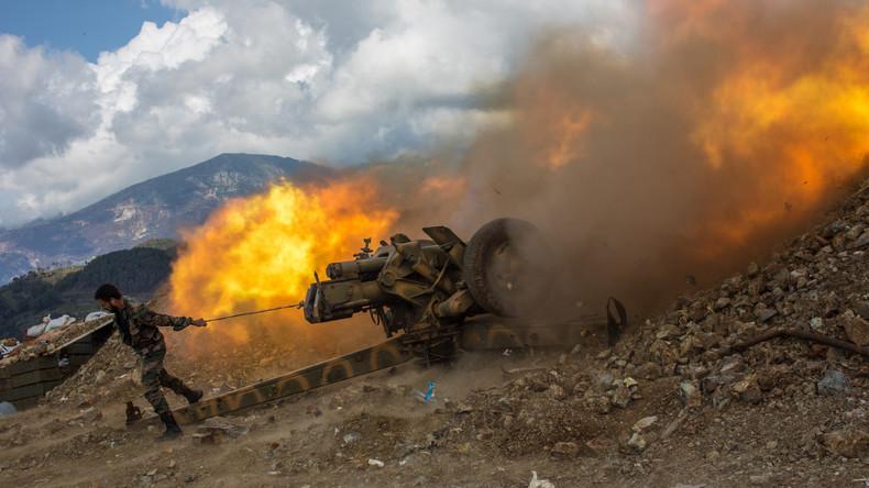 RT Spezial zu Syrien: Schwieriger Weg zum Frieden