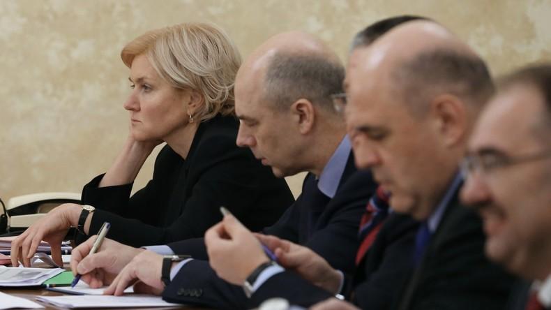Russlands Konjunkturpaket verzögert sich: 2 Milliarden Euro fehlen