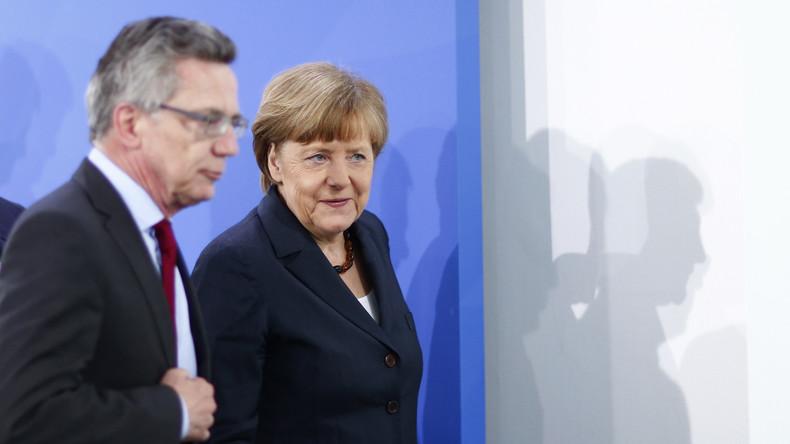 Grafik des Tages: Zustimmung zur Politik der Kanzlerin fällt
