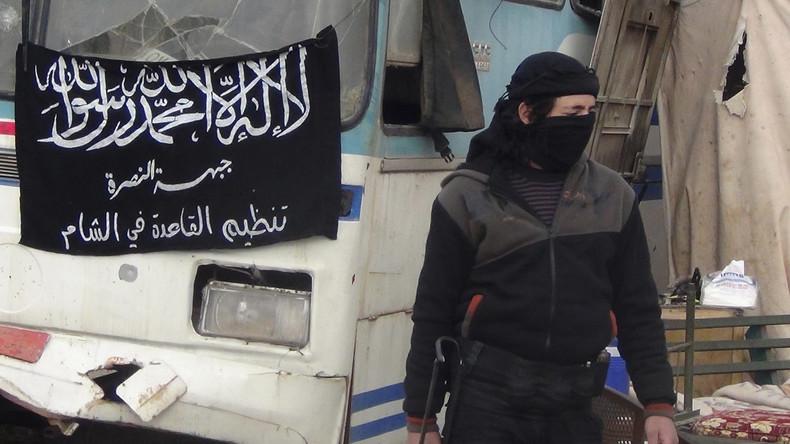 """RT-Spezial zu Syrien: Unübersichtliche Front - Al-Nusra unter """"falscher Flagge"""""""