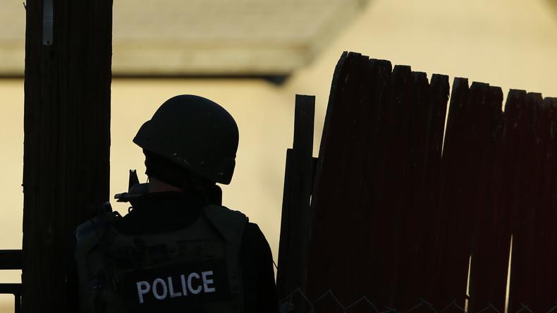Soll künftig im Dunkeln bleiben, wenn es nach einem Richter in Pennyslvania geht: US-Polizist