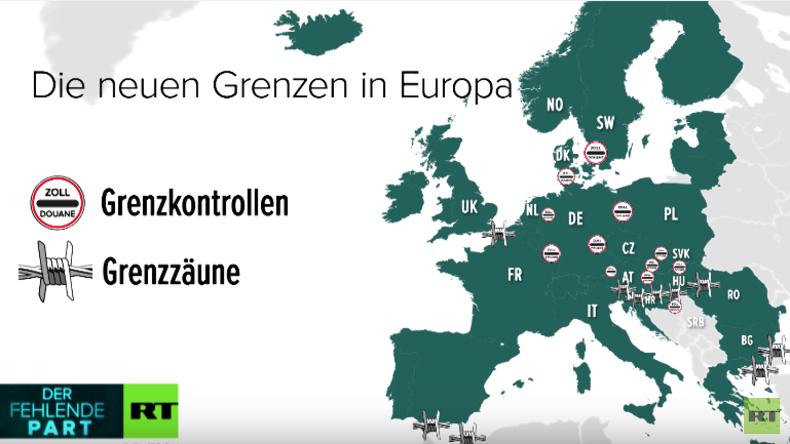 Europas neue Grenzen - Die EU schirmt sich ab