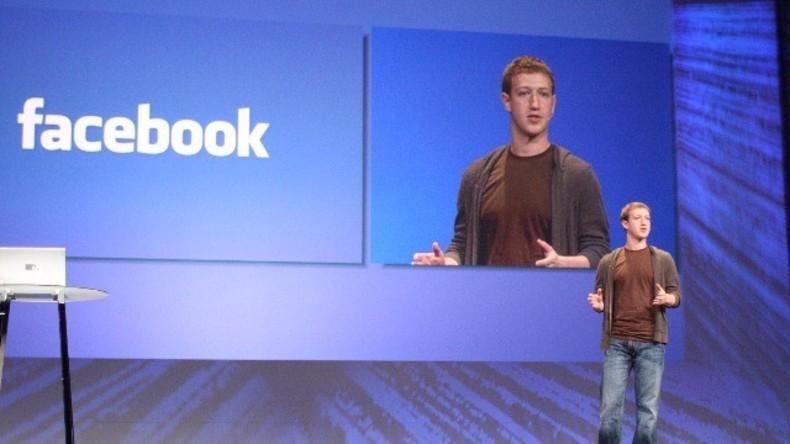 Live: Facebook-Gründer Mark Zuckerberg steht Rede und Antwort in Berlin