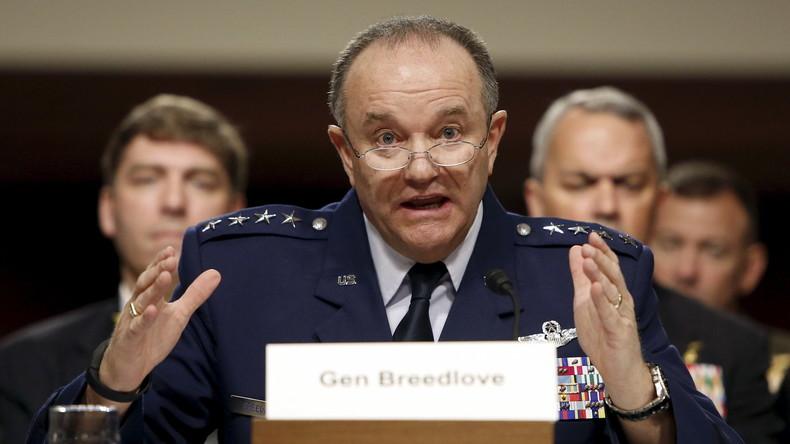 """US-General Breedlove: """"Die USA sind bereit, gegen Russland in Europa zu kämpfen und es zu besiegen"""""""