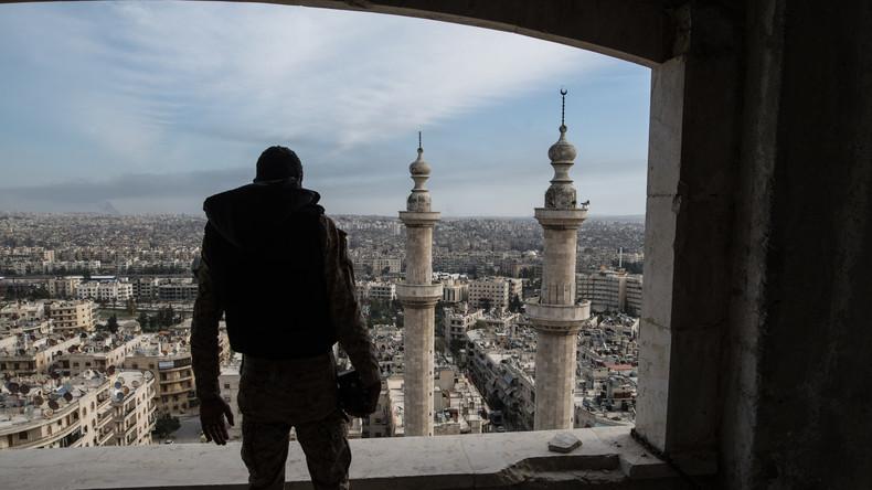 RT Exklusiv: Aleppo - Leben inmitten unzähliger Frontlinien