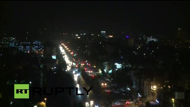 Live aus Damaskus: Die Waffenruhe beginnt – Werden die Waffen wirklich schweigen?