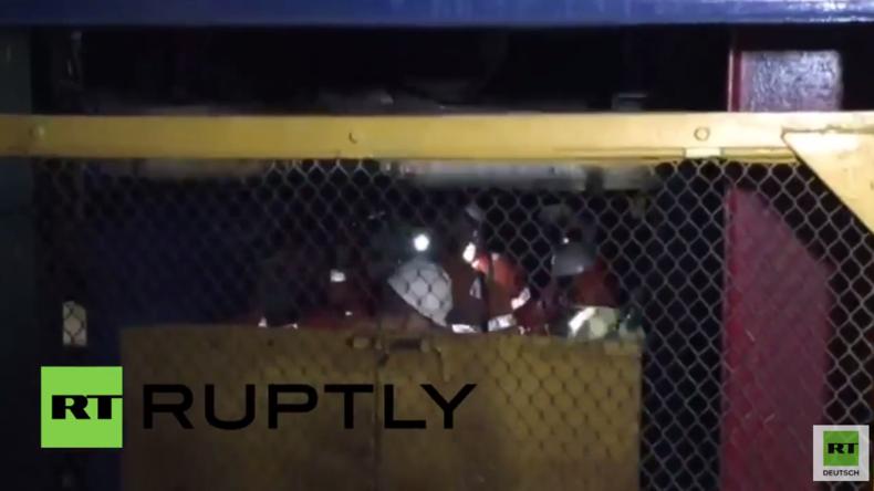 Russland: Tragisches Unglück in Bergwerk – Mindestens vier Tote und 26 Arbeiter unter Tage gefangen