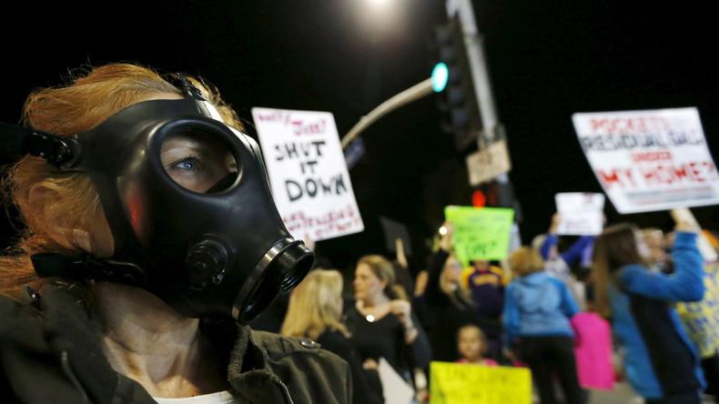 USA: Monatelang ließ Fracking-Firma Methan aus Tank in Kalifornien entweichen - Folgen dramatisch