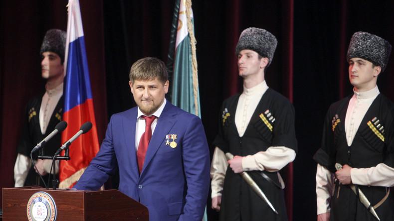 """Tschetschenischer Präsident Kadyrow verkündet Ende seiner Amtszeit: """"Meine Zeit ist abgelaufen"""""""