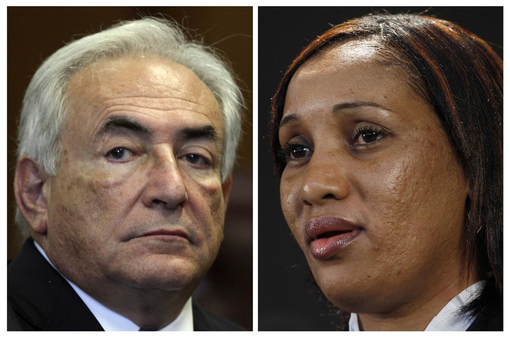 Ex-IWF-Chef Strauss-Kahn amüsiert sich jetzt im Aufsichtsrat der ukrainischen Bank Credit Dnepr