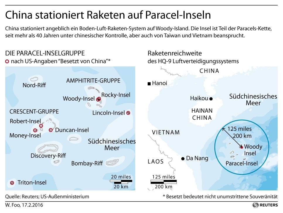 """""""Pivot to Asia"""": USA provozieren China mit massiver militärischer Aufrüstung in Südost-Asien"""