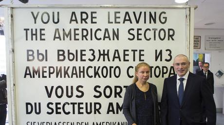Verlässt ex-Yukos-Chef Michail Chodorkowski den