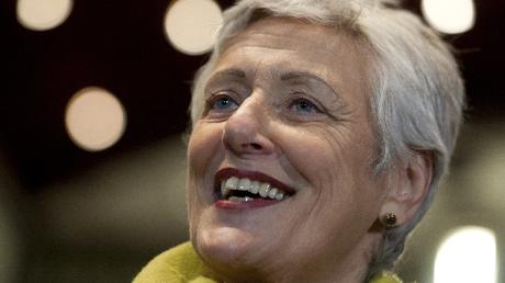 Will dass der Verfassungsschutz gegen kritische Mediennutzer aktiv wird: Die Bundestagsabgeordnete Marieluise Beck (Bündnis 90/Die Grünen)