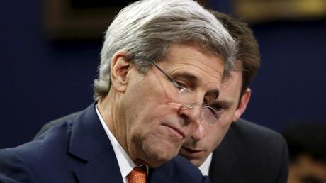 Druck von Pentagon und CIA? In Washington scheinen nicht alle glücklich über das Wort
