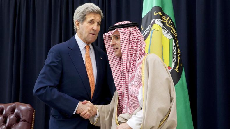 """Saudi-Arabien bestätigt """"politische Diskussionen"""" mit USA um Einsatz von Bodentruppen in Syrien"""