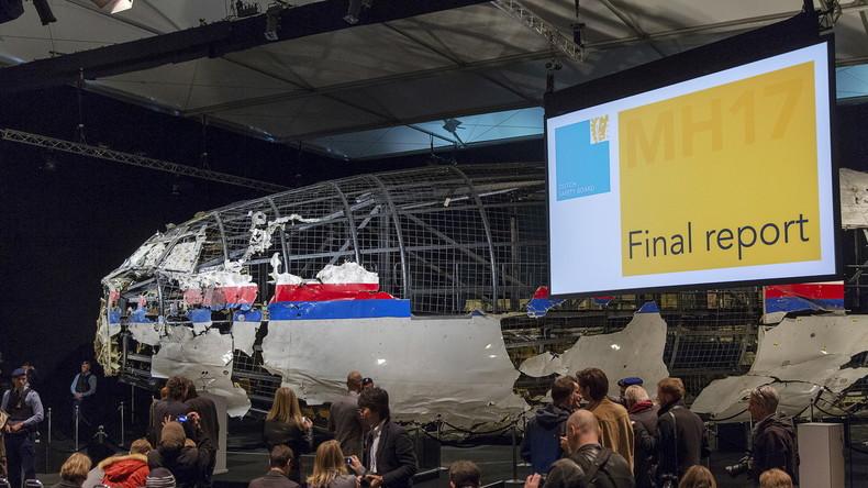 Live: Niederländisches Parlament debattiert über MH17 Dutch Safety Board-Abschlussbericht