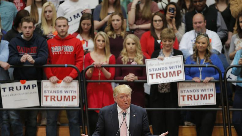 Worauf beruht der Hass des US-Establishments gegen Trump? - Eine Spurensuche von Rainer Rupp