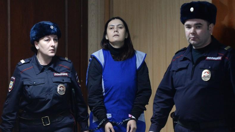 """""""Mental instabil"""" - Usbekische Babysitterin steht nach Köpfung von Kleinkind in Moskau vor Gericht"""