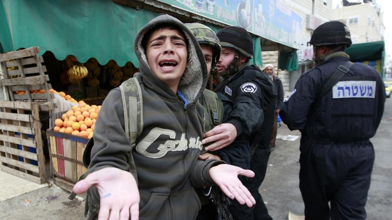 Israel: 18 Monate Haft für 14-Jährigen wegen Steinwurf