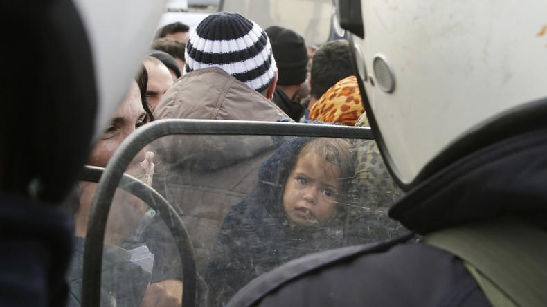 EU-Plan: Griechenland schickt Flüchtlinge zurück in die Türkei