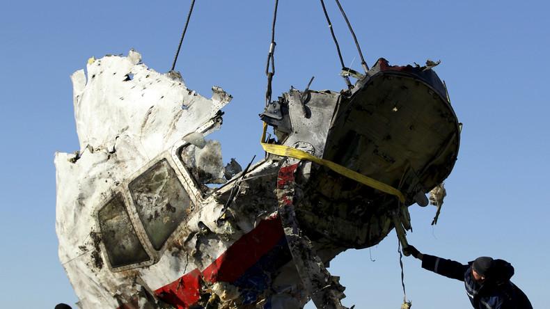 Washington gibt keine Details über Zusammenarbeit mit niederländischen Ermittlern zu MH-17 frei