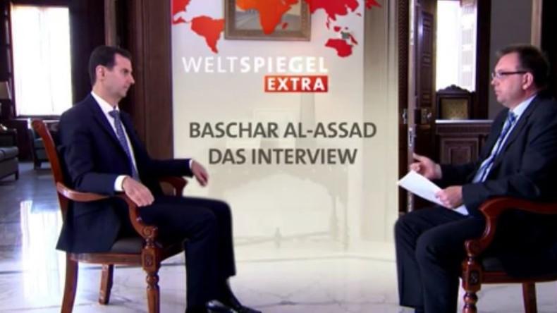 Programmbeschwerde gegen ARD wegen Falschbehauptungen und Verdrehungen zum Assad-Interview